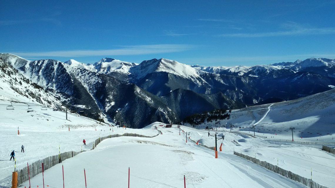 Et si vous alliez skier en Andorre cet hiver !