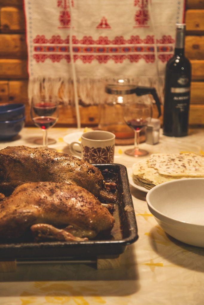 vin et canard le mariage parfait