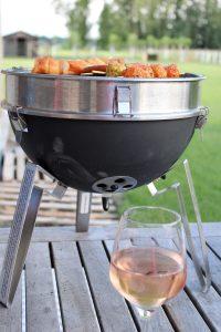 un accord parfait barbecue et vin