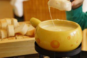 La fondue de fromage